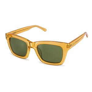 FOLLI FOLLIE - Γυναικεία γυαλιά ηλίου διάφανα FOLLI FOLLIE πορτοκαλί