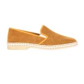 PERLAMODA - Ανδρικά παπούτσια PERLAMODA κίτρινα image