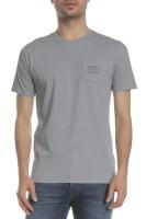 SCOTCH & SODA - Ανδρική μπλούζα SCOTCH & SODA γκρι
