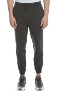 CONVERSE - Ανδρικό παντελόνι φόρμας CONVERSE STAR CHEVRON μαύρο