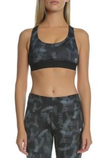 ASICS - Γυναικείο αθλητικό μπουστάκι ASICS PRFM GPX ανθρακί-μαύρο