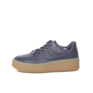 NIKE - Γυναικεία αθλητικά παπούτσια NIKE AF1 SAGE LOW LX μπλε