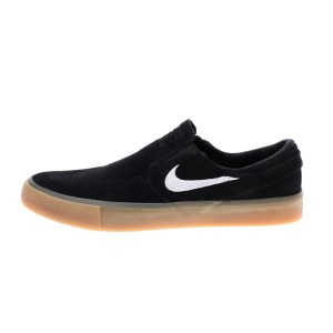 NIKE - Unisex παπούτσια skateboarding NIKE SB ZOOM JANOSKI SLIP RM μαύρα