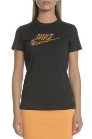 NIKE - Γυναικείο t-shirt NIKE NSW μαύρο
