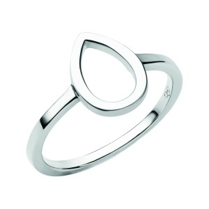 LINKS OF LONDON - Ασημένιο δαχτυλίδι Flare- μεγέθος 53