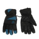 SALOMON - Ανδρικά γάντια FORCE μαύρα-μπλε image