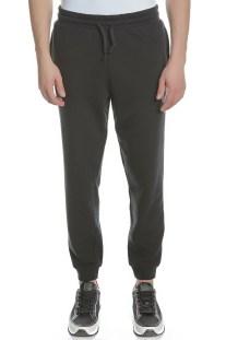 CONVERSE - Ανδρικό παντελόνι φόρμας CONVERSE NOVA GRAPHIC μαύρο