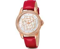 FOLLI FOLLIE - Γυναικείο ρολόϊ FOLLI FOLLIE κόκκινο