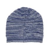DEVERGO JEANS - Ανδρικός πλεκτός σκούφος DEVERGO μπλε image