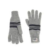 DEVERGO JEANS - Ανδρικά πλεκτά γάντια DEVERGO γκρι image