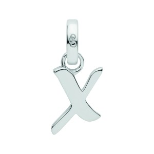 LINKS OF LONDON - Ασημένιο γούρι Alphabet Charms X