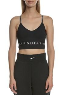 NIKE - Γυναικείο μπουστάκι NIKE INDY AIR GRX μαύρο