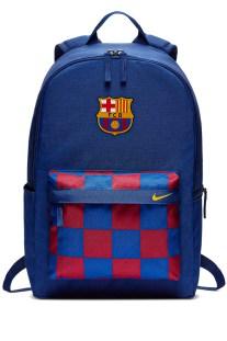 NIKE - Unisex σακίδιο ποδοσφαίρου NIKE FC Barcelona Stadium μπλε