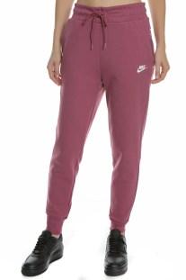 NIKE - Γυναικείο παντελόνι φόρμας NIKE Sportswear Tech Fleece ροζ