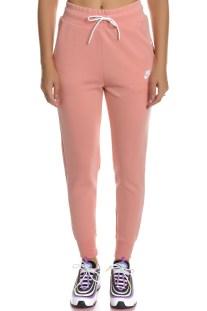 NIKE - Γυναικείο παντελόνι φόρμας NIKE NSW TCH FLC ροζ