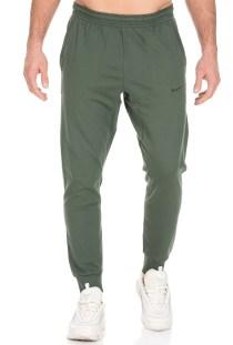 NIKE - Ανδρικό παντελόνι φόρμας NIKE NSW TCH PCK πράσινο