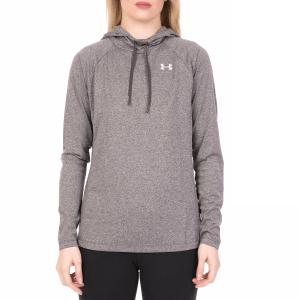 UNDER ARMOUR - Γυναικεία αθλητική μακρυμάνικη μπλούζα Tech UNDER ARMOUR γκρι