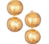 JEWELTUDE - Γυναικεία επίχρυσα σκουλαρίκια Κύκλοι Jeweltude