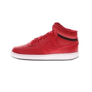 NIKE - Γυναικεία παπούτσια basketball NIKE COURT VISION MID κόκκινα