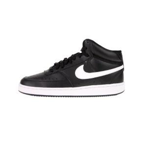 NIKE - Γυναικεία αθλητικά παπούτσια NIKE COURT VISION MID μαύρα