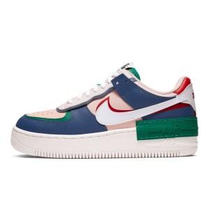 NIKE - Γυναικεία αθλητικά παπούτσια W NIKE AF1 SHADOW μπλε-λευκά