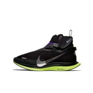 NIKE - Γυναικεία παπούτσια training ΝΙΚΕ ZOOM PEGASUS TURBO SHIELD μαύρα