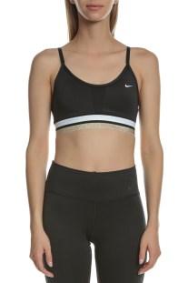 NIKE - Γυναικείο αθλητικό μπουστάκι NIKE GL DK INDY μαύρο