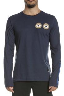 NIKE - Ανδρική μπλούζα NIKE DRY DFC LS A.I.R. μπλε