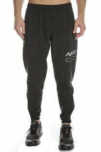 NIKE - Ανδρικό παντελόνι φόρμας NIKE ESSN WOVEN GX FL μαύρο