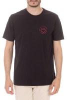 HURLEY - Ανδρικό t-shirt HURLEY M JULIAN SQUEEZY μαύρη