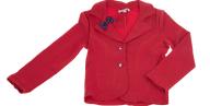 SAM 0-13 - Παιδικό σακάκι SAM 0-13 κόκκινο