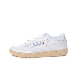 Reebok Classics - Γυναικεία αθλητικά παπούτσια REEBOK CLUB C 85 λευκά