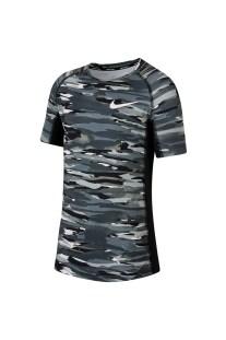 NIKE - Παιδικό t-shirt NIKE Pro μαύρο