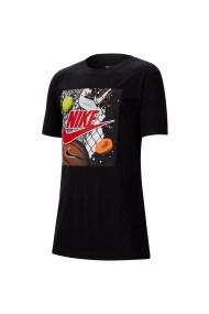 NIKE - Παιδικό t-shirt NIKE PLAYGROUND FUTURA μαύρο