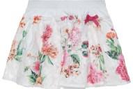 ALOUETTE - Παιδική φούστα ALOUETTE φλοράλ