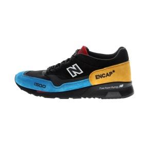 NEW BALANCE - Ανδρικά παπούτσια NEW BALANCE 1500 Made in UK μαύρο-μπλε