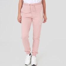 FUNKY BUDDHA - Γυναικείο παντελόνι φόρμας FUNKY BUDDHA ροζ