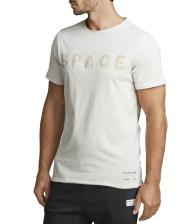 BJORN BORG - Ανδρικό t-shirt BJORN BORG λευκό
