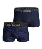 BJORN BORG - Ανδρικά boxer σετ των 2 BJORN BORG μπλε image
