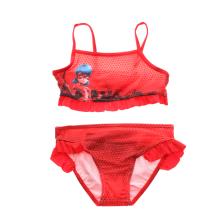 LADY BUG - Παιδικό μαγιό μπικίνι LADYBUG κόκκινο