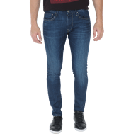 PEPE JEANS - Ανδρικό παντελόνι τζιν PEPE JEANS STANLEY μπλέ