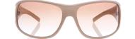 FOLLI FOLLIE - Γυναικεία γυαλιά ηλίου Folli Follie μπεζ- BAZAAR MARCH