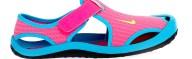NIKE - Παιδικά σανδάλια NIKE SUNRAY PROTECT ροζ