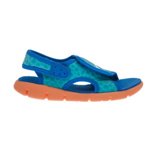 7154ca3cc4e Παιδικα αθλητικα ειδη ενδυσης & υποδησης 2019 απο το Factory Outlet. NIKE -  Βρεφικά σανδάλια Nike μπλε