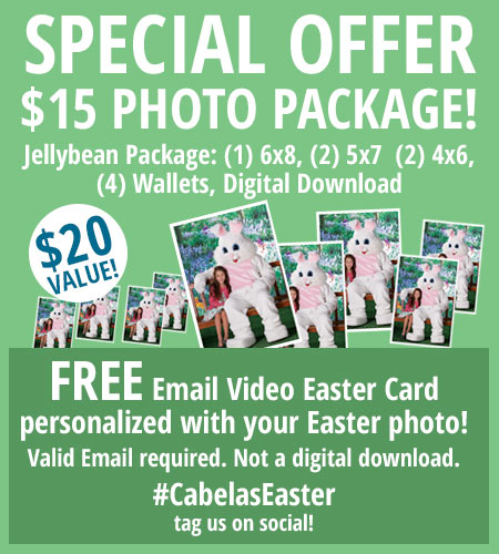 Easter photo package special