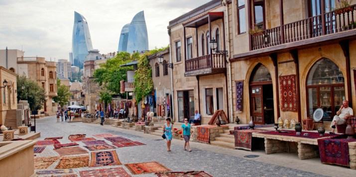 Αζερμπαϊτζάν   Χώρες και Λαοί