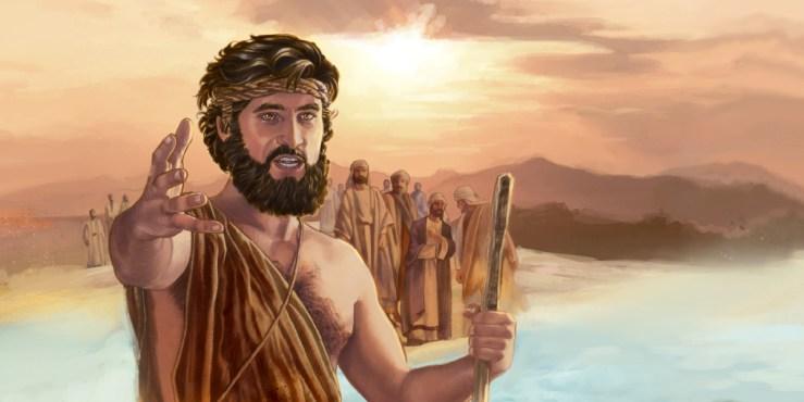 Hasil gambar untuk john the baptist