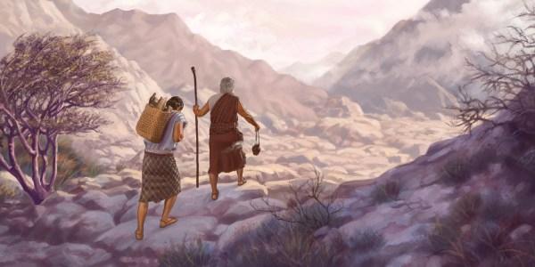 abraham and isaac # 8