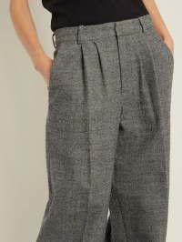 Wide-leg wool-tweed trousers | Raey | MATCHESFASHION.COM UK