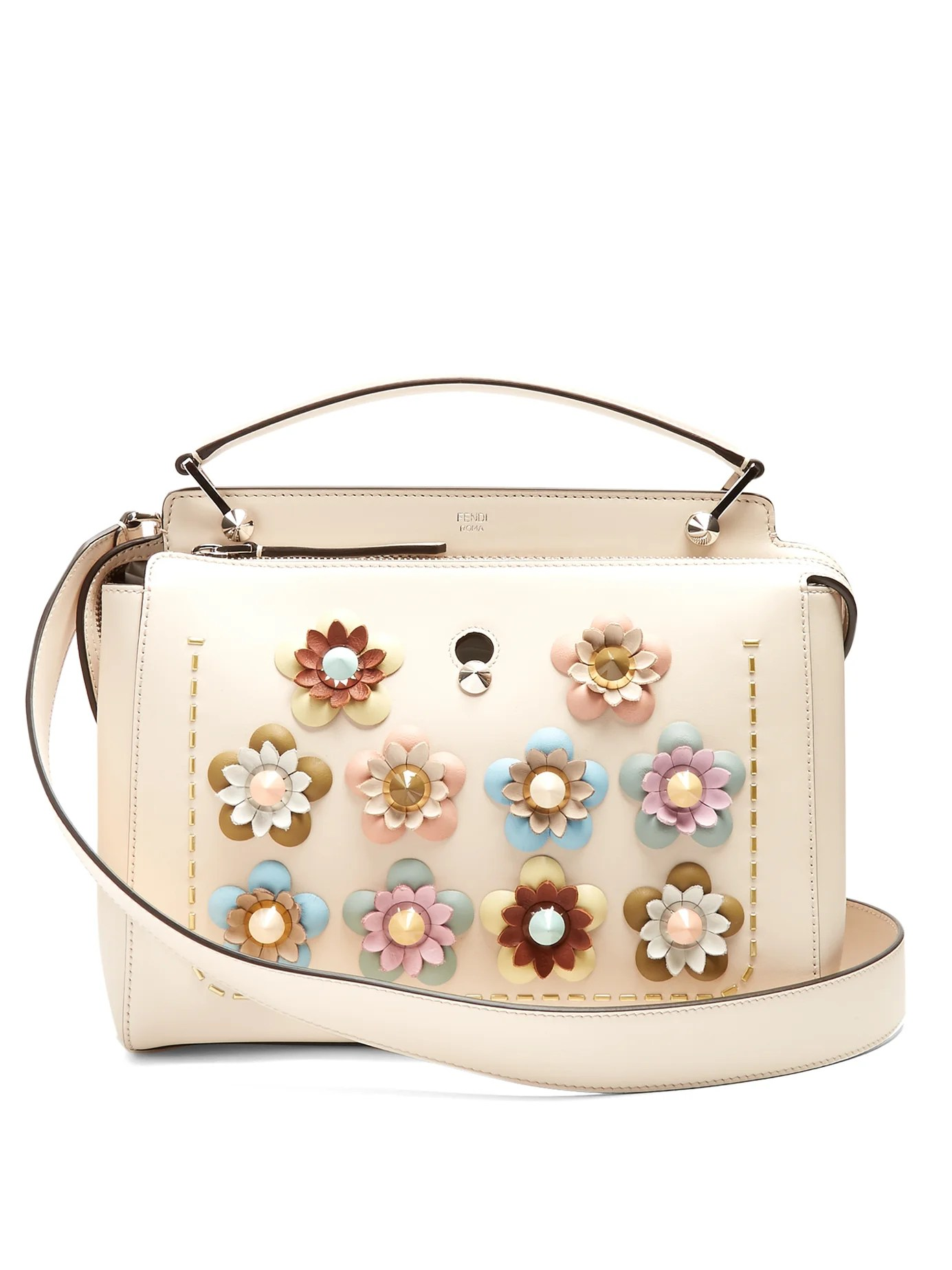 817e1740f4cf Zara Flower applique bag – inspiration from Burberry